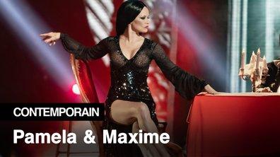Pamela Anderson et Maxime Dereymez | La famille Addams | Tango Argentin