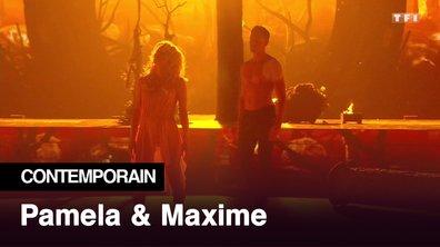 Pamela Anderson et Maxime Dereymez | Earth song | Foxtrot