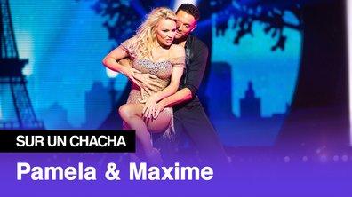Pamela Anderson et Maxime Dereymez l I'm Every Woman l Chacha