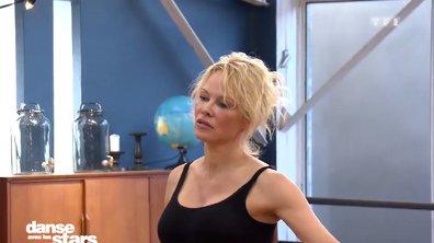 """Répétitions : Pamela Anderson travaille dur et Vincent Moscato """"roule du popo""""..."""