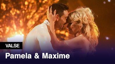 Pamela Anderson et Maxime Dereymez l Can't help falling in love l Valse viennoise