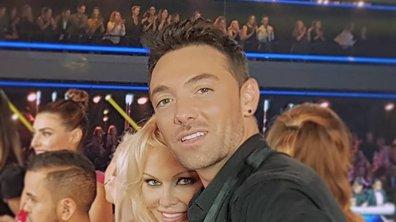 Fier de Pamela Anderson,  Maxime Dereymez lui adresse un joli message d'encouragement