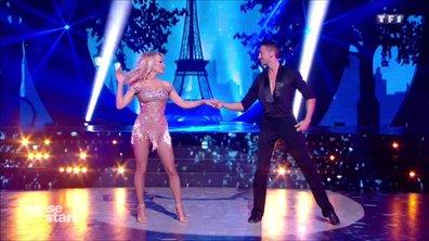 """Répétitions DALS – Pamela Anderson et Maxime Dereymez complices : """"Hugh Me"""""""