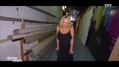"""Pamela Anderson, """"Ne pas pouvoir danser me fruste terriblement"""""""