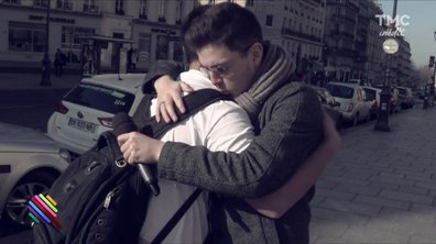 Panayotis Pascot : roi des free Hugs
