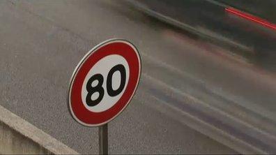 Limitation de vitesse à 80 km/h : 3 routes expérimentées cet été