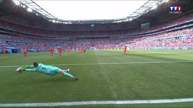 USA - Pays-Bas (0 - 0) : Voir l'occasion de Morgan en vidéo