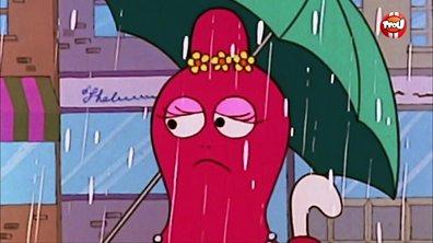 Le parapluie - Barbapapa