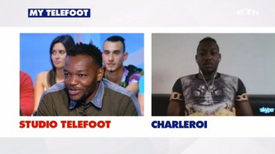 MyTELEFOOT - Parfait Mandanda en direct !