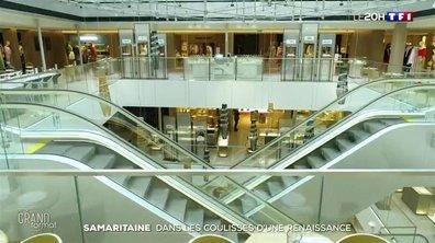 Paris : dans les coulisses de la réouverture de la Samaritaine