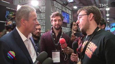 Paris Games Week aimante les politiques