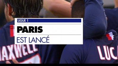 Ligue 1 - PSG : Paris est lancé
