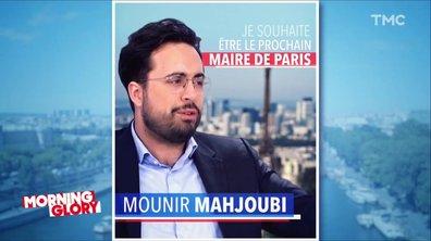 Paris : Mounir Mahjoubi 2020 ? On a prévu un clip de campagne, au cas où
