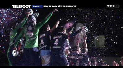 Ligue 1 : PSG, le parc fête ses Princes !