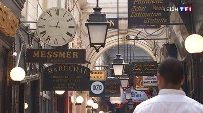 Paris, une ville chargée d'histoires
