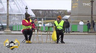 Les Parisiens et les gilets jaunes (Eric et Quentin)