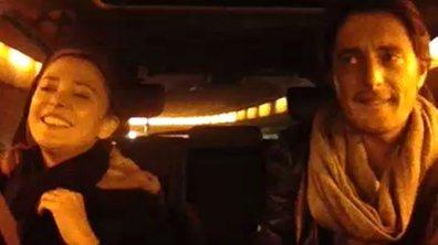 Répet' : Sandrine Quétier et Vincent préparent leur show