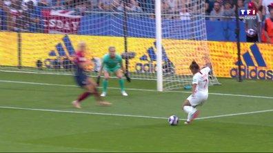 Norvège - Angleterre (0 - 1) : Voir l'occasion de Parris en vidéo