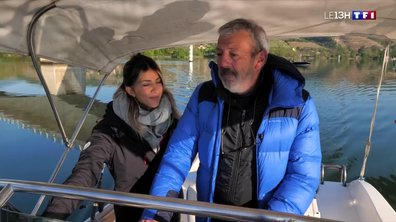 Partie de pêche : la traque du silure dans le Rhône