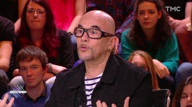 Pascal Obispo raconte ses débuts dans The Voice