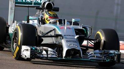F1 - Essais Abu Dhabi 2014 : meilleur temps pour Wehrlein et Mercedes