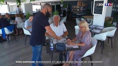 Pass sanitaire obligatoire : restaurants et lieux de loisirs obligés de s'organiser