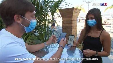 Pass sanitaire : premiers essais en Haute-Corse