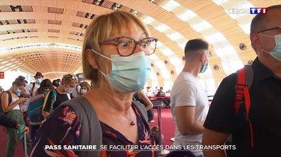Pass sanitaire : quels contrôles pour les voyages en train et en avion ?