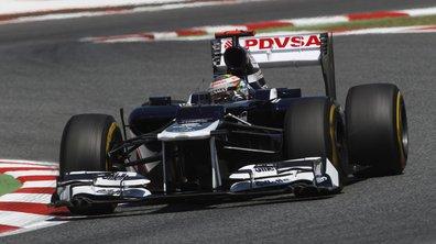 F1 - GP d'Espagne : la grille de départ