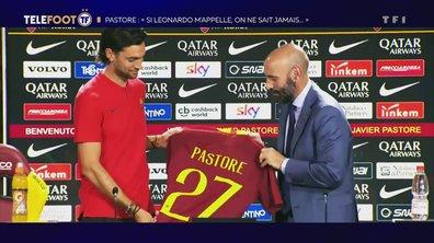 "Pastore : ""Si Leonardo m'appelle on ne sait jamais """