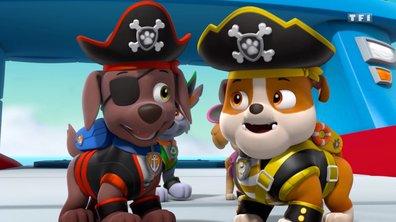 La Pat'Patrouille des Mers : Les chiens pirates - Paw Patrol, la Pat'Patrouille