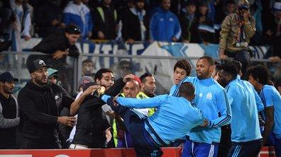 Evra et les autres altercations violentes entre joueurs et supporters