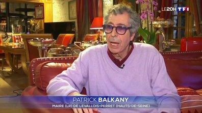 Patrick Balkany donne de ses nouvelles au lendemain de sa sortie de prison