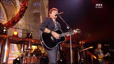 """VIDEO. Patrick Bruel chante """"J'te l'dis quand même"""" en Live sur TF1 (paroles)"""