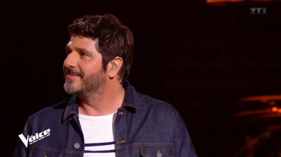 "The Voice 2021 - Patrick Fiori chante ""On se love"""