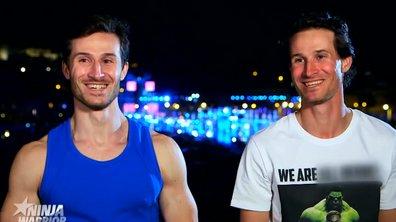 Le parcours de Paul et Arthur Desprez : un duel plus qu'un duo !