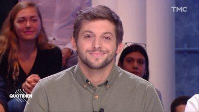 Paul Larrouturou réagit après les critiques de son interview de Cédric Villani