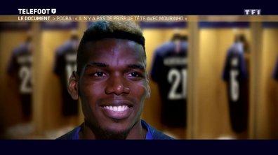 [Exclu Téléfoot 01/04] – Paul Pogba : « Ca peut me renforcer »
