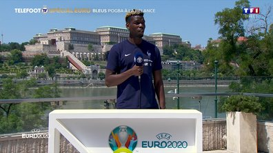 """Paul Pogba : """"On veut toujours gagner, toujours marquer 3 buts"""""""