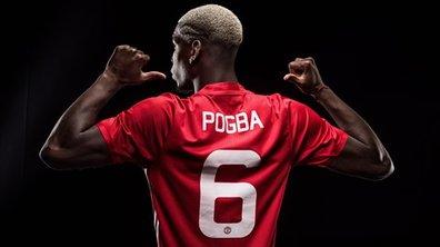 Manchester United : le transfert de Pogba est déjà remboursé