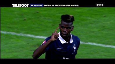 Mercato : Paul Pogba bientôt au Real Madrid ?
