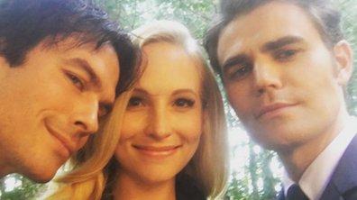 Vampire Diaries : Paul Wesley et Candice King, complices sous le soleil du Brésil