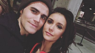 Les retrouvailles de Paul Wesley et Nina Dobrev