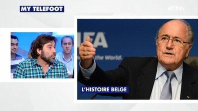 MyTELEFOOT - L'histoire Belge : Pauwels s'en prend à Blatter