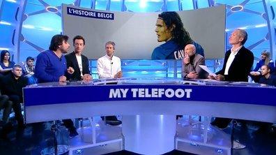 MyTELEFOOT - L'histoire Belge : ça chauffe entre Pauwels et Leboeuf !