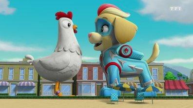Paw Patrol, la Pat'Patrouille - La Super Patrouille: Au secours de la poule géante