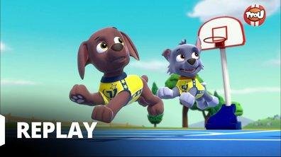 Paw Patrol, la Pat'Patrouille - Le match de basketball