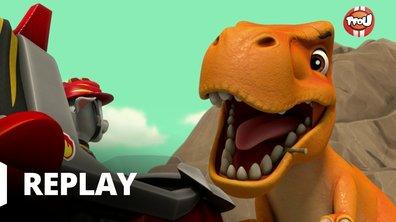 Paw Patrol, la Pat'Patrouille - Mission Dino : Dentiste pour Tyrannosaure