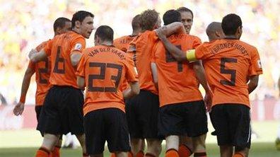 Les Pays-Bas font le travail