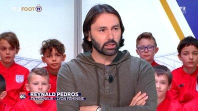 """[EXCLU Téléfoot 3/03] – Pedros sur son rôle d'entraîneur : """"L'important c'est de prendre énormément de plaisir"""""""